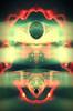 Automatic Camera (jgesq) Tags: camera vintage lightpainting light lightbrushtools lightpaintingbrushes lightblading godlight stills stilllife neon bright color illustration design popart fineart streak streaks bnw monochrome artgallery studio fire iron metal steel