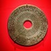 Jade bi disk from the tomb of the King of Chu Shizi Moutain Xuzhou Jiangsu China Western Han period 2nd century BCE