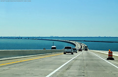 Tampa Bay Sunshine Skyway Bridge (Infinity & Beyond Photography) Tags: tampa bay sunshine skyway bridge gulfofmexico water sea road pictures