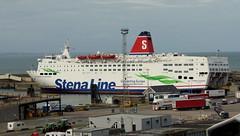 17 07 30 Stena Europe Rosslare (21) (pghcork) Tags: stenaline stenaeurope stenahorizon rosslare wexford ireland ferry