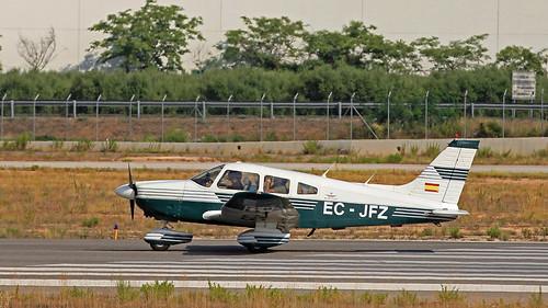Piper PA-28-181 Archer II / EC-JFZ