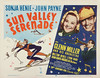 Sun Valley Serenade (1941, USA) - 02 (kocojim) Tags: publishing miltonberlelynnbari kocojim johnpayne glennmiller poster sonjahenie nicholasbrothers film advertising illustration motionpicture movieposter movie