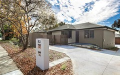 1/113 Burrinjuck Crescent, Duffy ACT