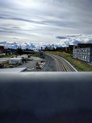 oslo norge norway bøler oslometro tbane sky cloud blue... (Photo: Prawin28 on Flickr)