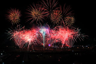 2017 fireworks hill view 4