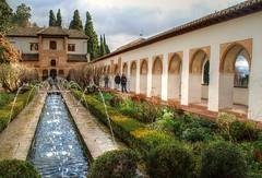 GRANADA (toyaguerrero) Tags: alhambra generalife granda andalucía andalusia spain moorisharchitecture palace
