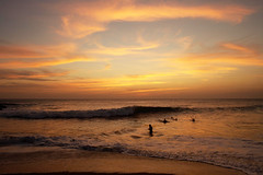 Sonnenuntergang in Poneloya (Lilongwe2007) Tags: nicaragua amerika leon poneloya strand sonnenuntergang urlaub reisen meer pazifischer ozean landschaft