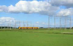 NSR 3444 @ Zwolle (Sicco Dierdorp) Tags: ns nsr reizigers dm90 serie3400 zwolle wierden almelo heino marslanden laagzuthem polder sekdoorn