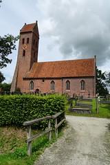20170715 01 Midwolde (Sjaak Kempe) Tags: 2017 zomer sjaak kempe sony dschx60v nederland the netherlands niederlande provincie groningen midwolde kerk church kirche hervormde
