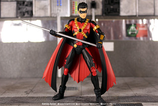 Red Robin New 52