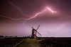 What the future brings (unciepaul) Tags: lightning night time storm tuesday stevington windmill bedfordshire sky long exposure rainy wet worth wait want more now