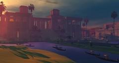 RFL Imagine (Osiris LeShelle) Tags: secondlife second life rfl relay for sl alia baroque imagine sim egypt