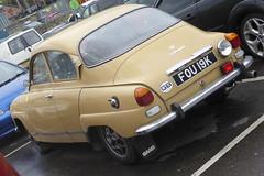 SAAB 96 V4 (1972) (andreboeni) Tags: classic car automobile cars automobiles voitures autos automobili classique voiture rétro retro auto oldtimer klassik classica classico saab 96 v4