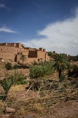 Taourirt Kasbah, Ouarzazate, Morocco, 2015 (Nick Gripton) Tags: africa ouarzazate decay morocco kasbah tourism city travel gameofthrones rain unesco world
