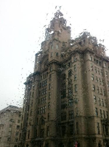 Rainy Liverpool