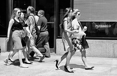 Power Lunch (burnt dirt) Tags: athlete exercise glasses cellphone construction traffic lunch office building worker streetphotography fujiifilm xt1 bw blackandwhite tattoo young model pregnant metro bus busstop train trainstop houston texas downtown city town street sidewalk crosswalk girl woman man people person couple group crowd friend lover friends lovers asian latina cute sexy pretty beautiful gorgeous laugh smile jeans dress skirt shorts yogapants leggings tights stockings longhair shorthair heels stilettos boots shadow reflection sunny blonde sunglasses phone