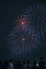 Slim Blue (H.H. Mahal Alysheba) Tags: japan firework tokyo night nikon d800 afs nikkor 2485mmf3545