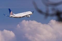 United Express Canada (N88326) (Vince Amato Photography) Tags: cyyz canada e175 e75 emb175 embraer n88326 ontario pearsoninternationalairport toronto ual unitedexpress yyz