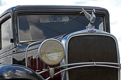 1932 Chevrolet (buickstyle232) Tags: 1932 salinakansas salinaks chevrolet chevy oldcars oldchevy classiccars hoodornament swanhoodornament classicmotorcars