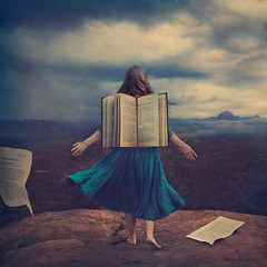 the flight of imagination (brookeshaden) Tags: