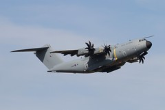 RAF Airbus A400 ZM413 takes off from Eindhoven AB (Paul-760) Tags: airbase raf a400 airbus eindhoven airforce