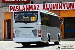 Mercedes Benz Tourismo K France (Haber Ulaşım) Tags: mercedes benz tourismo k turkey photo export bus busspotter photobus flickr