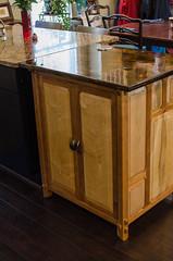 kitchen island 3 (mixedeyes) Tags: woodwork