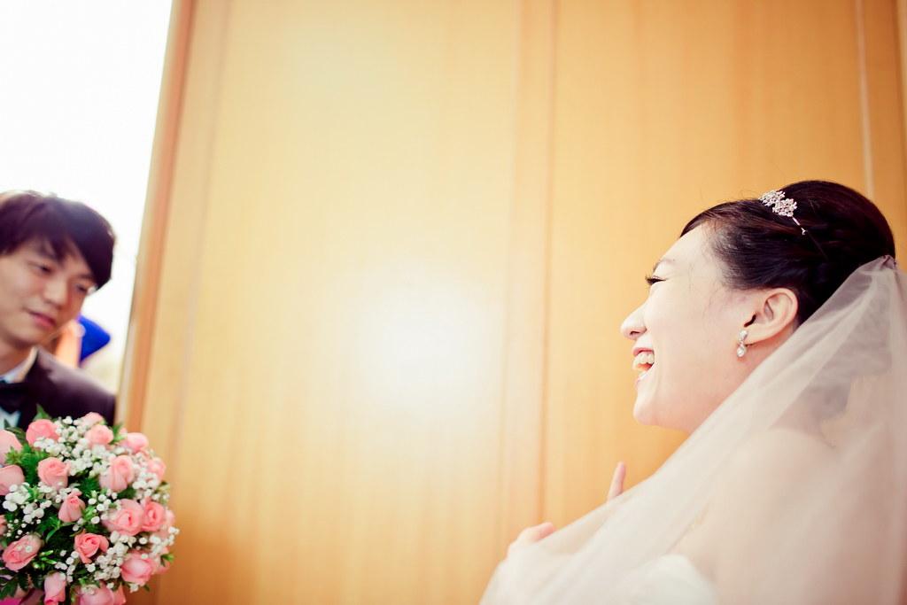 任廷&姿妤、婚禮0119
