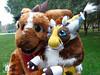 DSC00267 (Thanriu) Tags: peluche plushie diabath character furry fursuit fursuiters friend amigos meet angel dragon fluff dutch lizheru anto danny