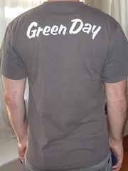 #2187B Green Day - Nimrod (Minor Thread) Tags: minorthread tshirtwars tshirt shirt vintage rock concert tour merch green greenday nimrod reprise records 1997 punk eastbay circle alternative pop