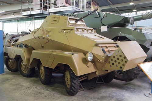 Panzerspähwagen Sd.Kfz. 231 (8-Rad)