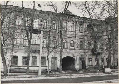 F057 ул Староказацкая (Комсомольская), 14 ©  Alexander Volok