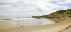 The ebb tide (Elisafox22 slowly catching up again!) Tags: elisafox22 sony rx100 beach sea seaside banff scotstoun aberdeenshire scotland ebbtide sky clouds bluesky reflections wetsand elisaliddell©2017
