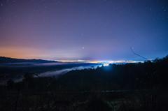 Cloud river (Take your camera and make some magic.-) Tags: nikon d7000 tokina 1116mm valdivia chile star stars estrellas night noche sky paisaje landscape