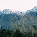 Snow capped Marloth Mountains