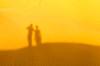 Two shadows (tesKing (Italy)) Tags: cristian dubai emiratiarabi io desert sharjah emiratiarabiuniti
