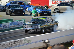 All Ford Day 2017 (gumble101) Tags: all ford day 2017 fg fff forced forums fpv f6 bf falcon gtf allfordday drags drag racing