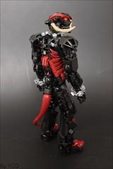 Methael the Demon lord (...The Chosen One...) Tags: lego bionicle moc demon hell satana devil