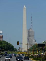 Obelisco Buenos Aires Argentina (roli_b) Tags: buenos aires buenosaires obelisco obelisk argentina argentinien travel callle strasse street town ciudad stadt reisen viajar turismo tourist touristic