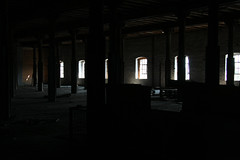 Urbex; abandoned factory (G) (sensaos) Tags: abandoned factory mill decay trespassing urbex ue urban exploring exploration industry industrial forgotten abandonment germany sensaos 2015