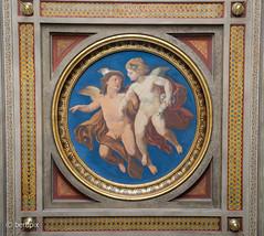 Angels (bertlpix) Tags: angels engel wien vienna ceiling decke