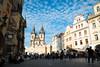Chrám Matky Boží před Týnem (GaRiTsanG) Tags: fuji xpro stphotographia streetphoto streetphotography street shadow light prague czechrepublic travel