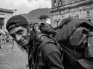 Personajes Bogotá