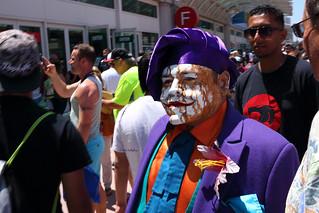 The Joker Believes In Global Warming