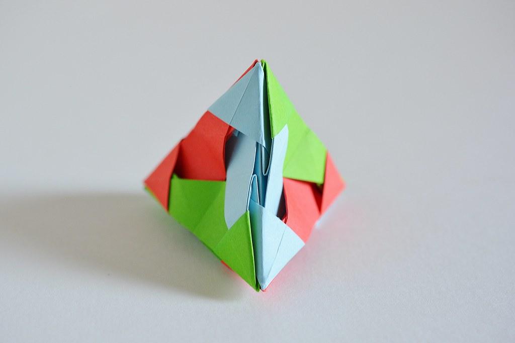Snow Origami