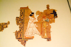 Address (Stray Toaster) Tags: cambridge fitzwilliam museum egyptian book dead papyrus ramose