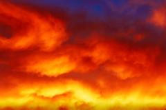 Tahoe Fire Sky (Yaecker Photography) Tags: highway88 laketahoe anniversary sunset sunsets lake tahoe clouds cloud yellow orange sky