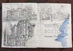 Beacon Street, Boston, USA (si newell) Tags: