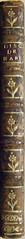 Mariana-Spine of calf binding-1625 (melindahayes) Tags: 1625 bx3705a2m31625 marianajuande discours octavoformat french