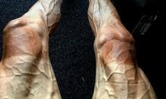 L'impressionante foto delle gambe di un ciclista al Tour de France (CiclismoItalia) Tags: tour de france gambe poljanski